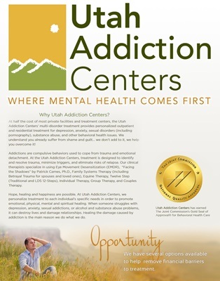 Utah Addiction Center